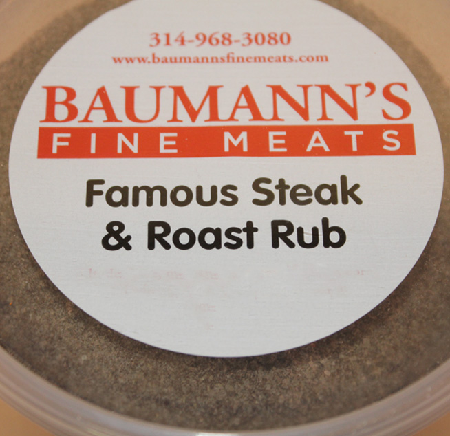 Famous Steak and Roast Rub 4oz